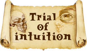 Trial of intuition