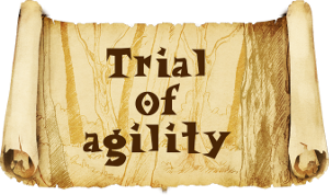 Trial of agility